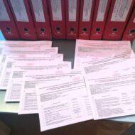 Документация в папках