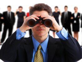 Поиск сотрудников. Иллюстрация