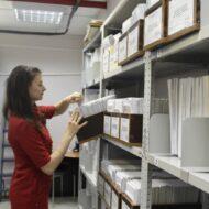 Хранение документов в архиве