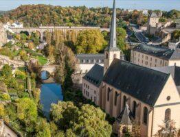 Люксембург. Виды