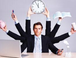 Время для работы