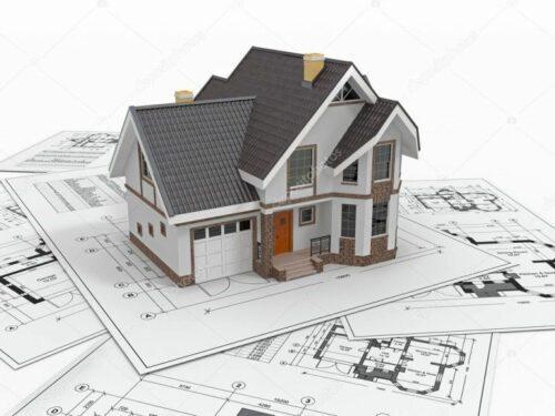 Документация на дом. Иллюстрация