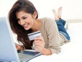 Оплата в интернете. Иллюстрация