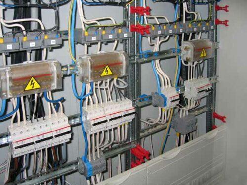 Акт технической готовности электромонтажных работ