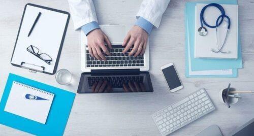 Электронная подпись медицинской организации