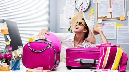 Отпуск с последующим увольнением