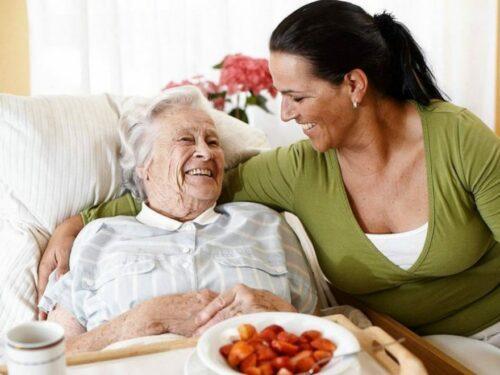 Уход за 80-летним пенсионером