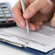 Отмена налоговой декларации
