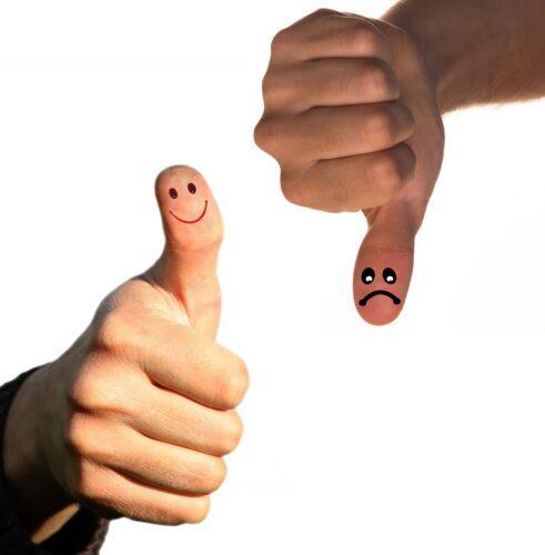 Положительные и отрицательные стороны