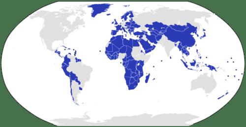 Список унитарных государств