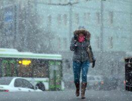 прогул из-за погоды
